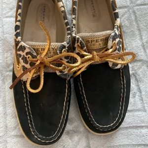 Sperry Top-Sider Animal Print Casual Shoes SZ8